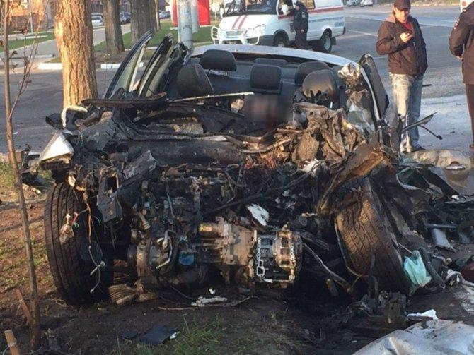 Четыре человека погибли в ДТП в Воронеже (1)