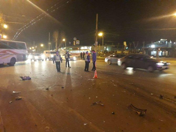 Молодой человек и девушка погибли в ДТП Екатеринбурге (2)