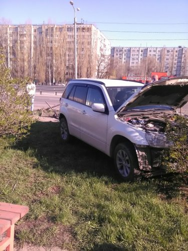 4-летняя девочка пострадала в ДТП в Волгограде (1)