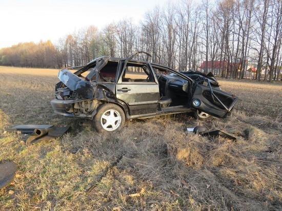 20-летний водитель без прав погиб в ДТП в Канашском районе