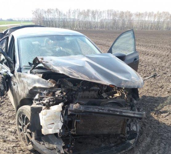 По вине пьяного водителя в ДТП под Орлом погибла женщина