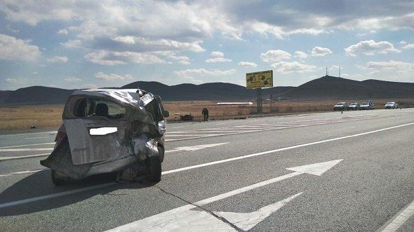 Мотоциклист с пассажиркой погибли в ДТП под Пригорском (2)