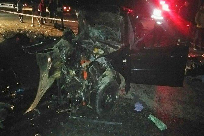 Пять человек погибли в ДТП в Крыму (1)