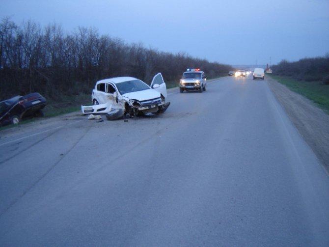Оба водителя погибли в ДТП в Красноармейском районе Саратовской области