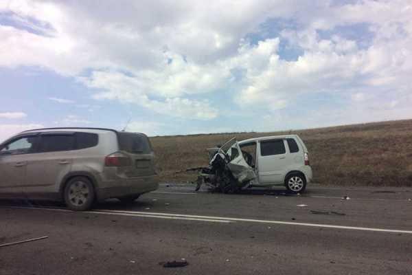 Женщина погибла в ДТП в Хакасии (2)
