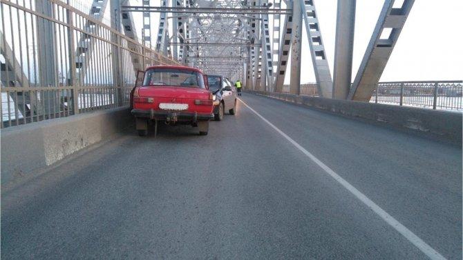 Водитель «Москвича» погиб в ДТП в Архангельске