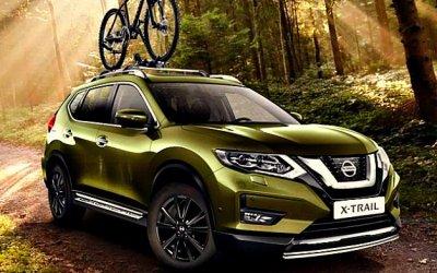 Nissan X-Trail вРоссии: продажи вновь растут