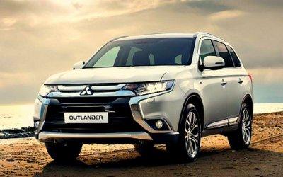 Mitsubishi наращивает российские продажи