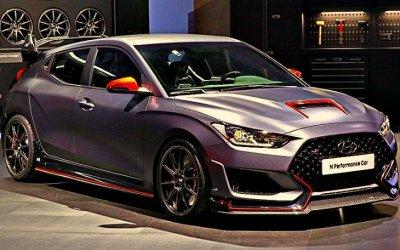 Hyundai развивает свою «заряженную» линейку
