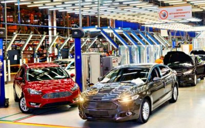 Ford распродаёт свои автомобили