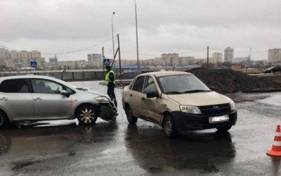 5-летний ребенок пострадал в ДТП в Оренбурге