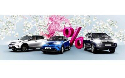 Главное — успеть! Три дня преимуществ на Toyota