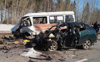 Два человека погибли в ДТП во Владимирской области