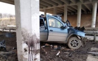 В ДТП под Верхней Пышмой погиб водитель без прав