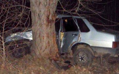 В Ярославской области ВАЗ врезался в дерево – погиб водитель
