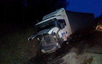 Молодой водитель иномарки погиб в ДТП в Башкирии