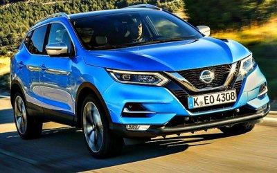 Начались продажи нового Nissan Qashqai