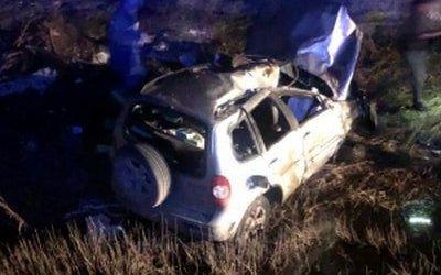 В ДТП под Рязанью погиб водитель «Нивы»