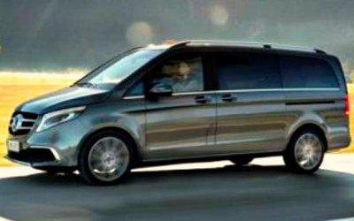 Начат приём заказов наобновлённые минивэны Mercedes-Benz
