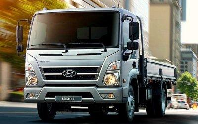 ВКалининграде начнут выпускать грузовики Hyundai New Mighty