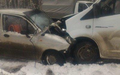 В ДТП с «Газелью» в Челябинской области погиб водитель