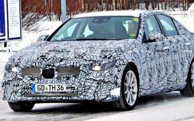 Mercedes-Benz C-Classe— новый плод гибридизации