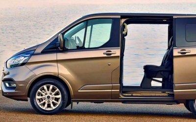 Более 4% лёгких коммерческих авто вРоссии— марки Ford