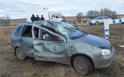 По вине пьяного водителя в Башкирии в ДТП погиб пассажир