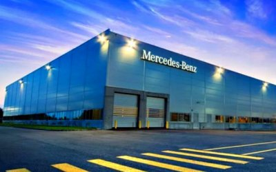 Mercedes-Benz вРоссии: только что открытый завод планируется расширить