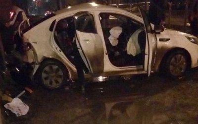 Два человека пострадали в ДТП в Сызрани
