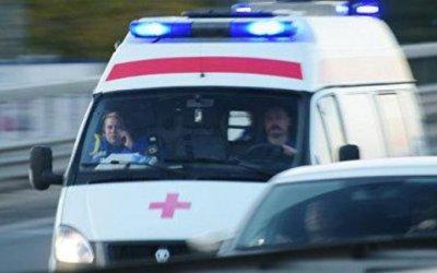 Мотоциклист попал в ДТП в Москве