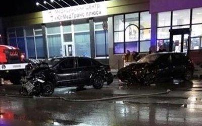 Два человека пострадали в ДТП в Азове