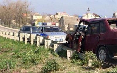 Женщина погибла в ДТП на Кубани