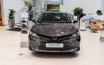 Защитите Вашу Toyota от угона