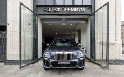 BMW X7 – ПРОСТРАНСТВО ДЛЯ САМОГО ЗНАЧИМОГО В ЖИЗНИ.
