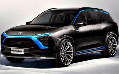 ВКитае начали тюнинговать электромобили