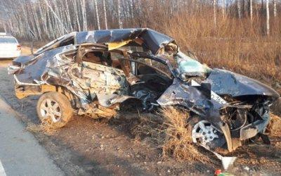 Женщина погибла в ДТП вКстовском районе