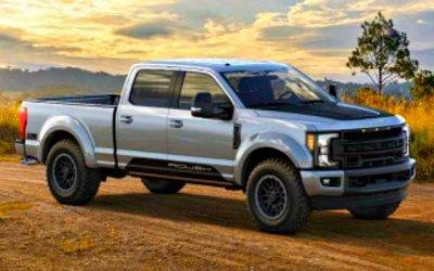 Пикапы Ford получили новые опции