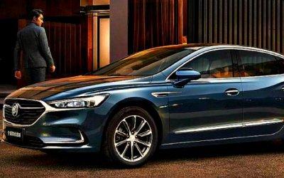 Новый Buick LaCrosse— появилась информация