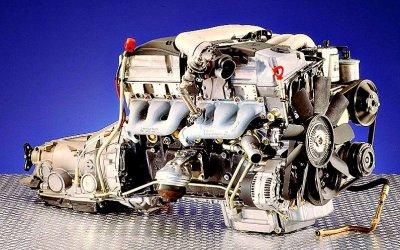Российские «Мерседесы» получат немецкие моторы