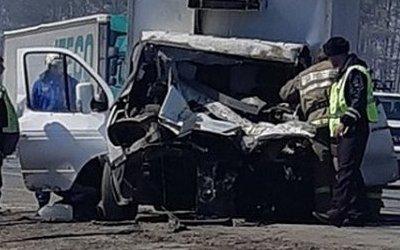 Водитель «Газели» погиб в ДТП на М-5 в Ставропольском районе