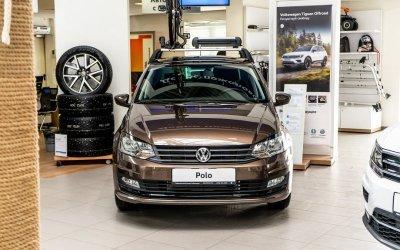 Volkswagen Polo – объект особого внимания