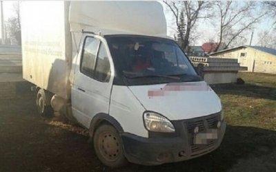 В Башкирии водитель фургона насмерть сбил мужчину и скрылся