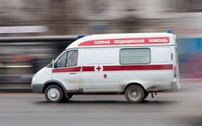 Вцентре Саратова иномарка сбила девочку