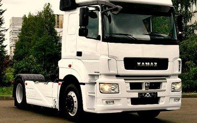 ВРоссии снизился объём продаж грузовиков
