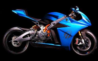 ВLighting Motorcycle создан новый электробайк