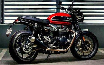Triumph отзывает свои мотоциклы