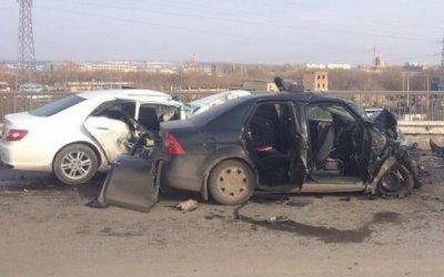 Три человека погибли в ДТП в Саранске
