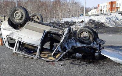 Водитель «Нивы» погиб в ДТП на Камчатке