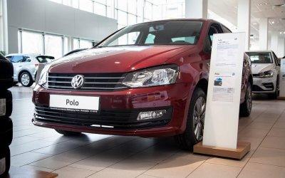 Volkswagen Polo – новые технологии у вас на службе